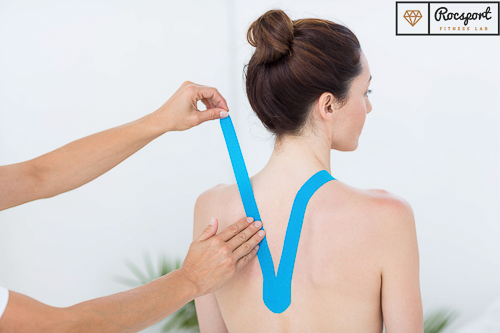 Incredible Kinesiology Tape Back