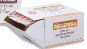 Millennia Single Pack Acupuncture Needles
