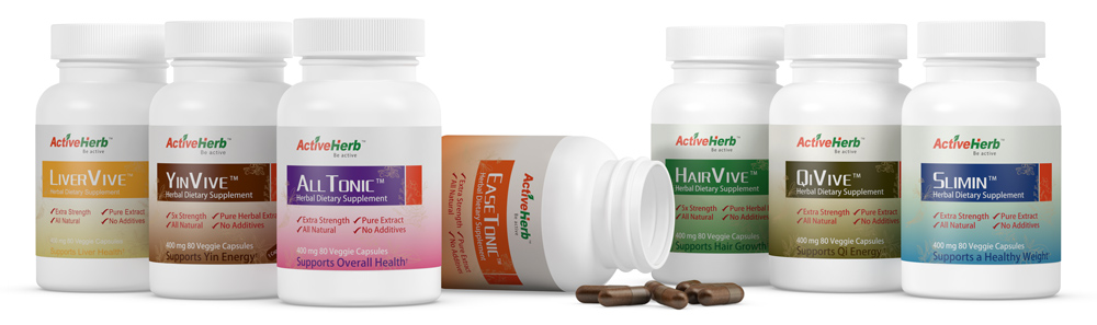 Activeherb Modern Essentials Formulas