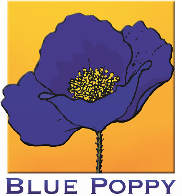 Blue Poppy Originals