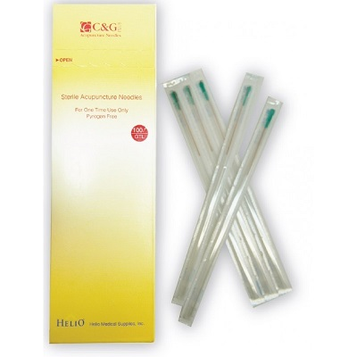 C&G Plus Extra Long Acupuncture Needles