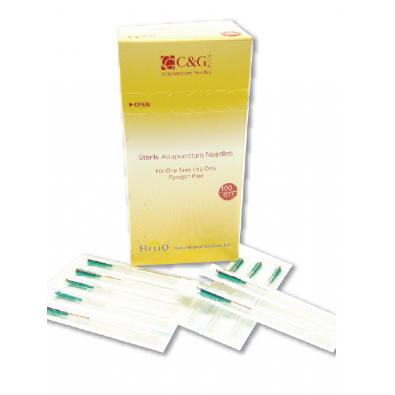 C&G Plus Singles Acupuncture Needles