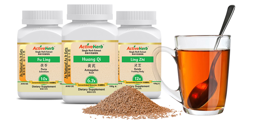 ActiveHerb Single Extract Granules