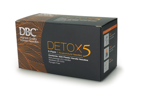 DBC Detox Acupuncture Needle