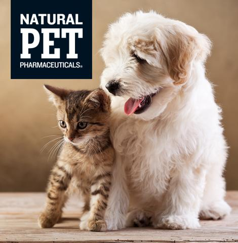 Natural Pet Pharaceuticals by Dr. King