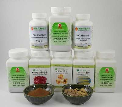 Min Tong Granules - Single Herbs