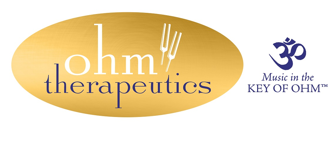 Ohm Therapeutics Tuning Forks