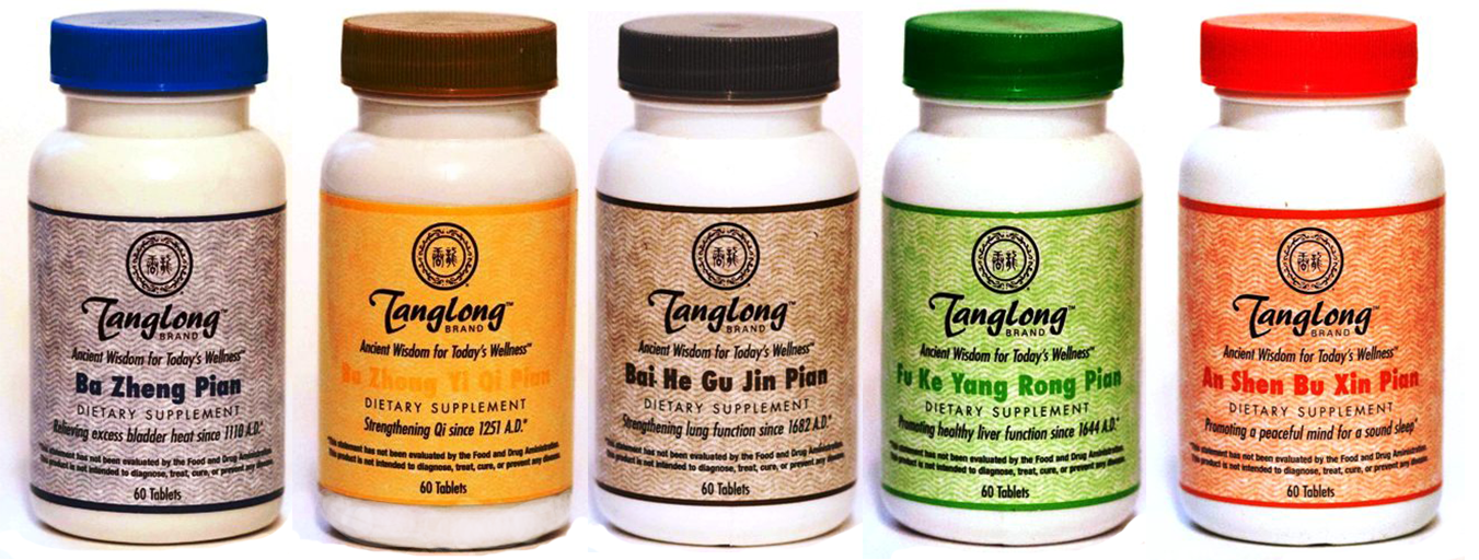 Tanglong Tablets (American Healing)