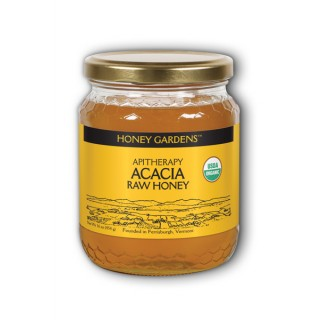 Acacia Raw Honey 16 oz