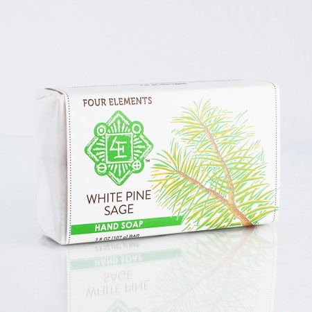White Pine Sage Soap, 3.8oz