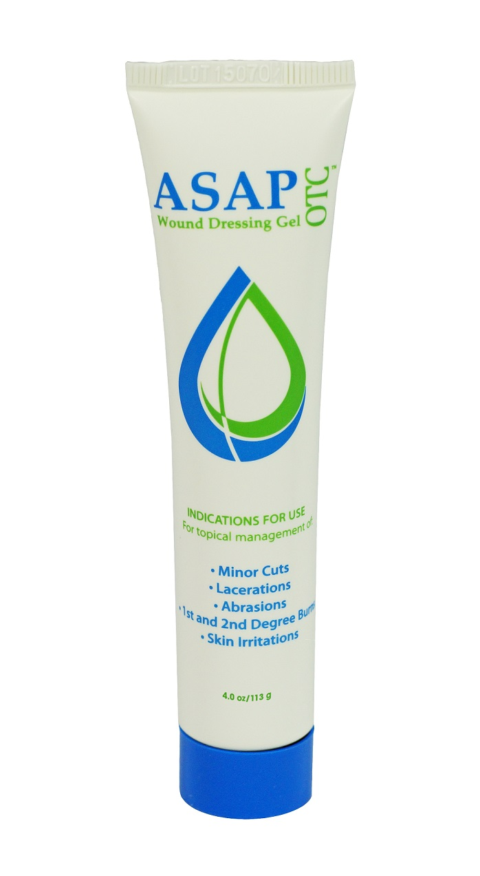 Silver Wound Care Gel, Large