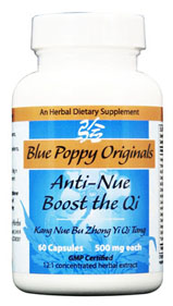Anti-Nue Boost the Qi