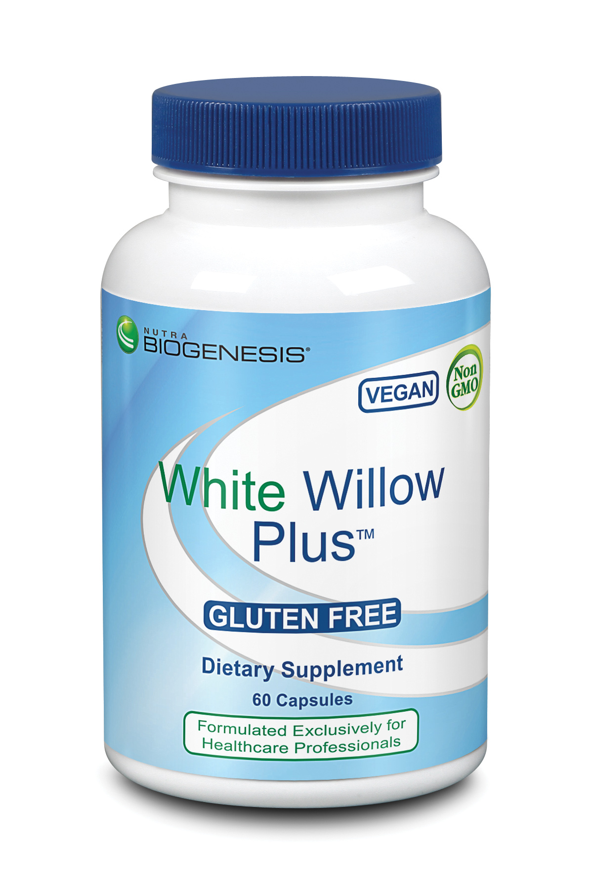 White Willow Plus, 60 capsules