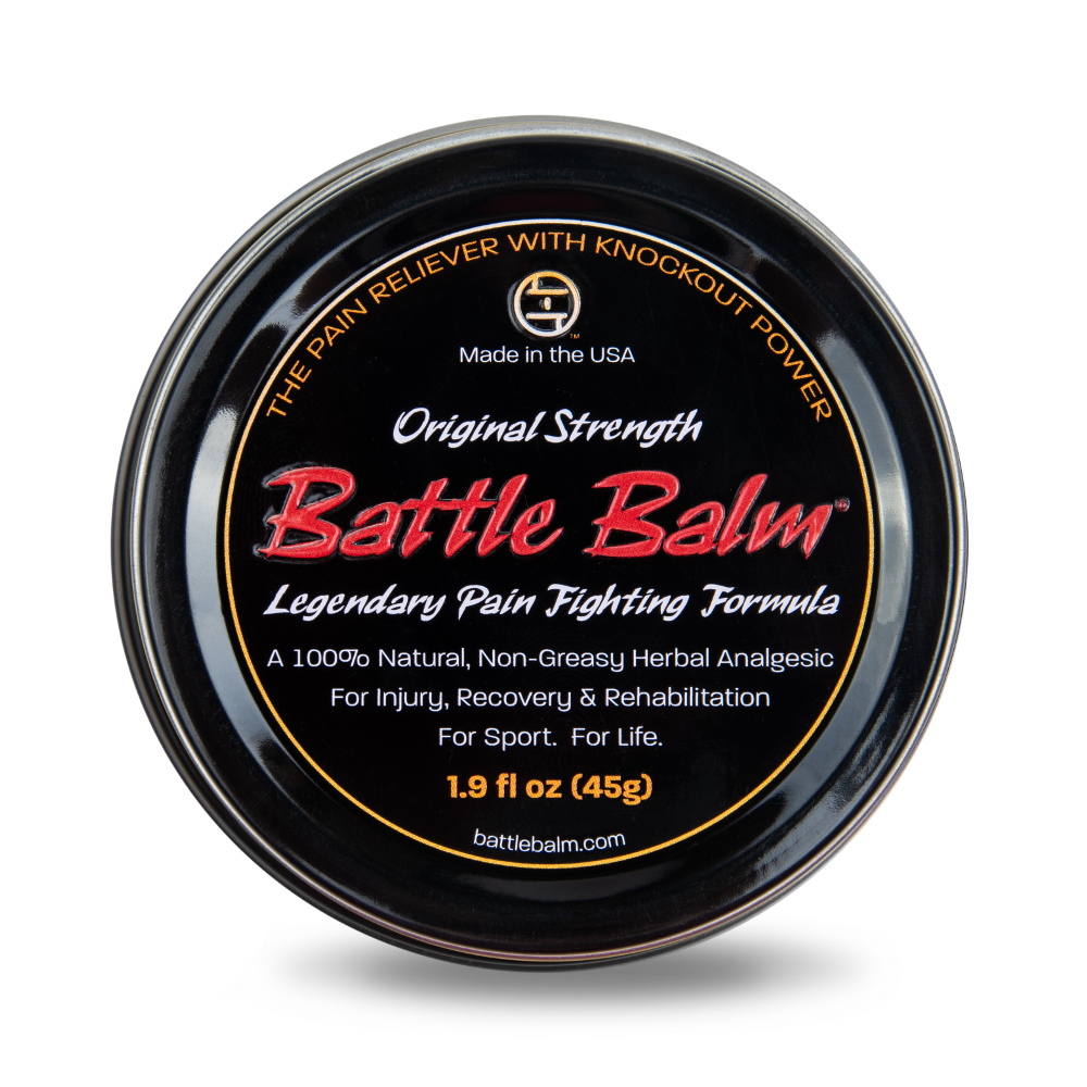 Battle Balm Full Size, Original, 2oz