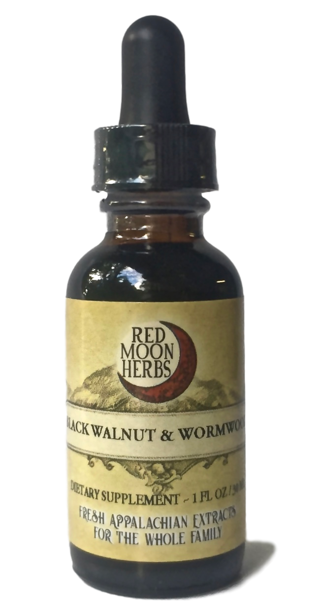 Black Walnut - Wormwood Blend, 1oz