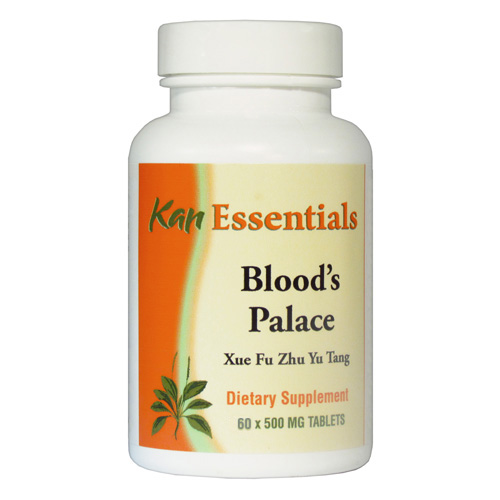 Blood's Palace, 60 tablets