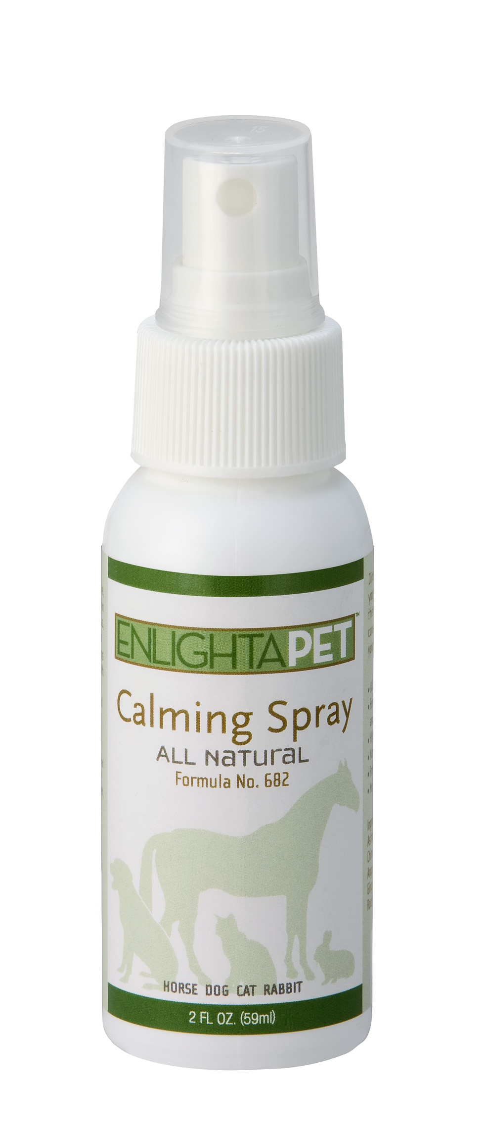 EnlightaPet Calming Spray, 2 oz