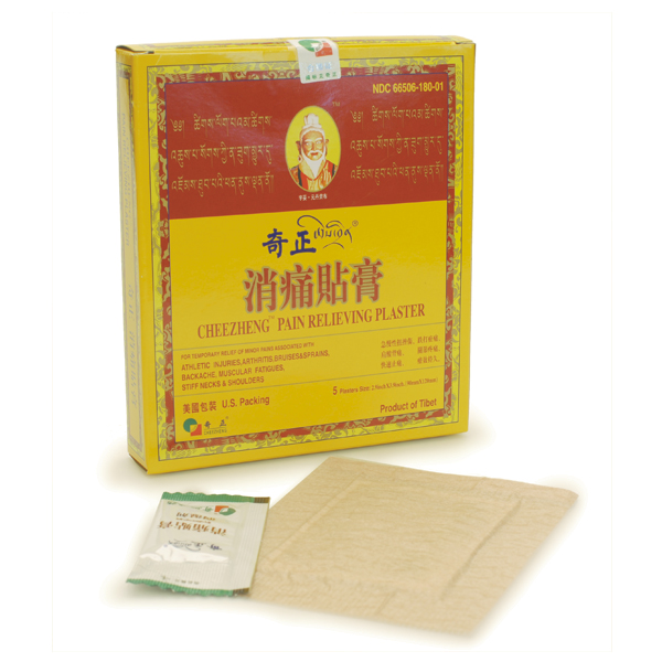 Cheezheng Pain Relieving Plaster