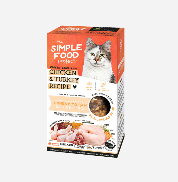 Cat - Chicken & Turkey Recipe, 1.5lb