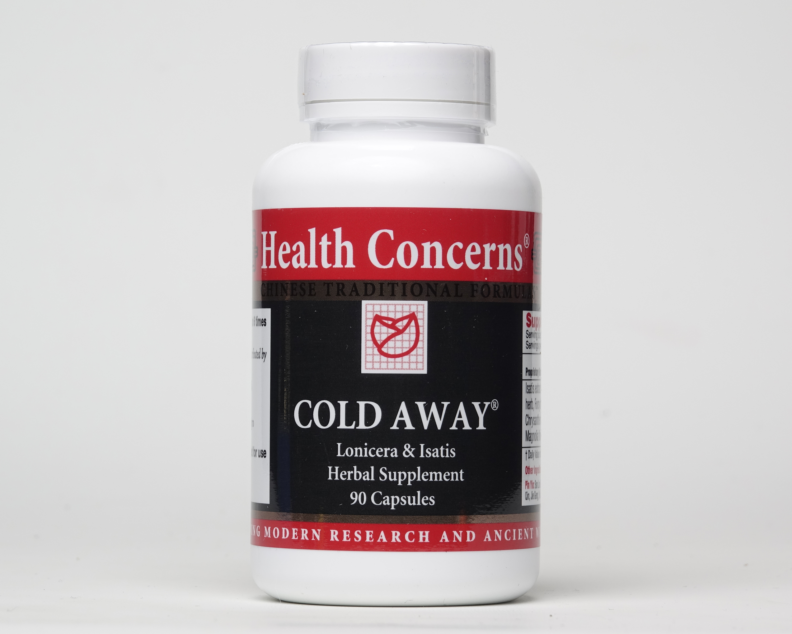 Cold Away (Lonicera & Isatis Herbal Supplement)