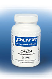 DHEA, 10 mg (180 capsules) (expires 12-31-20)