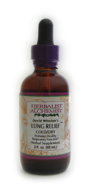 Lung Re-Leaf Cold/Dry, 4 oz