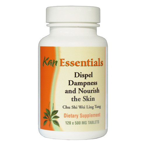 Dispel Dampness and Nourish the Skin, 120 tablets