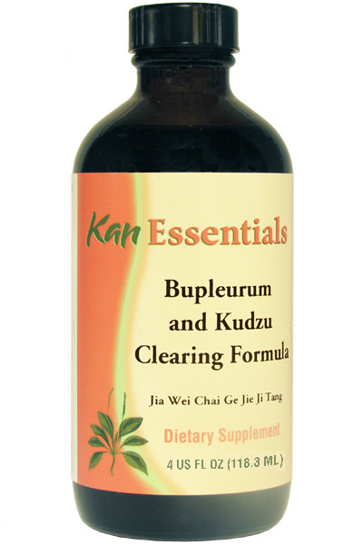 Bupleurum and Kudzu Clearing Formula, 4oz