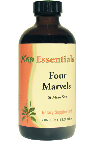 Four Marvels, 4oz