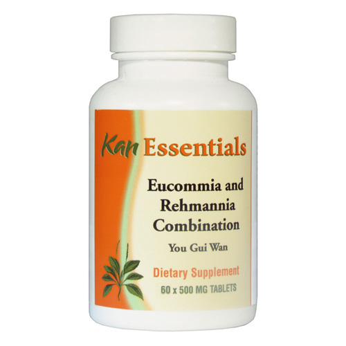 Eucommia and Rehmannia Combination, 60 tablets
