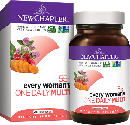 Every Woman's One Daily 55+, 72 Tablets