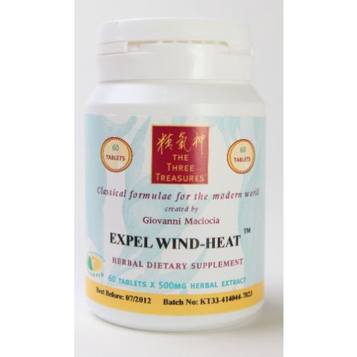 Expel Wind-Heat