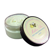Mellow Bee Natural Moisturizing Lotion - Lavender