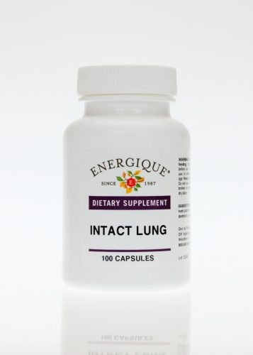 Intact Lung, 100 Caps