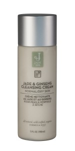 Jade & Ginseng Cleansing Cream - Normal to Dry, 16 oz