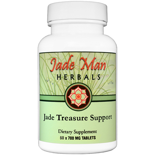 Jade Treasures Support, 60 tablets