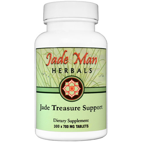 Jade Treasures Support, 300 tablets