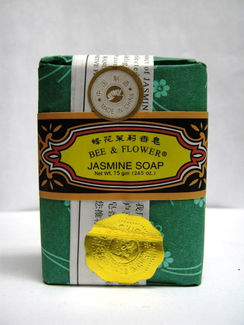 Bee & Flower Jasmine Soap, 2.65oz