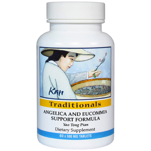 Angelica & Eucommia Support (60 tablets)