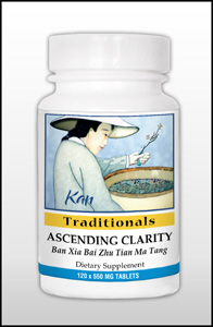 Ascending Clarity, 120 tablets