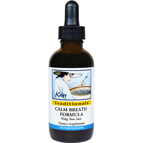 Calm Breath Formula, 1oz.