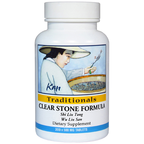 Clear Stone Formula, 300 Tablets