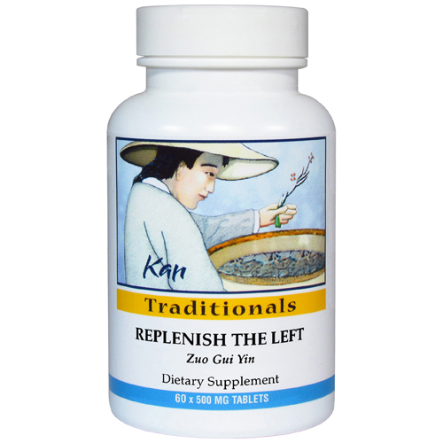 Replenish the Left, 60 tablets