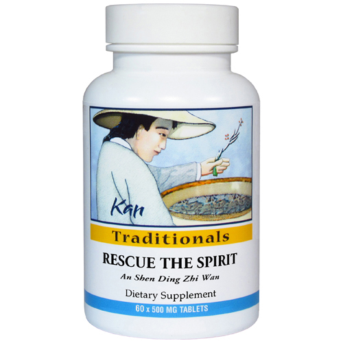 Rescue the Spirit, 60 Tablets