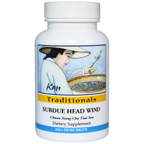 Subdue Head Wind, 300 tablets