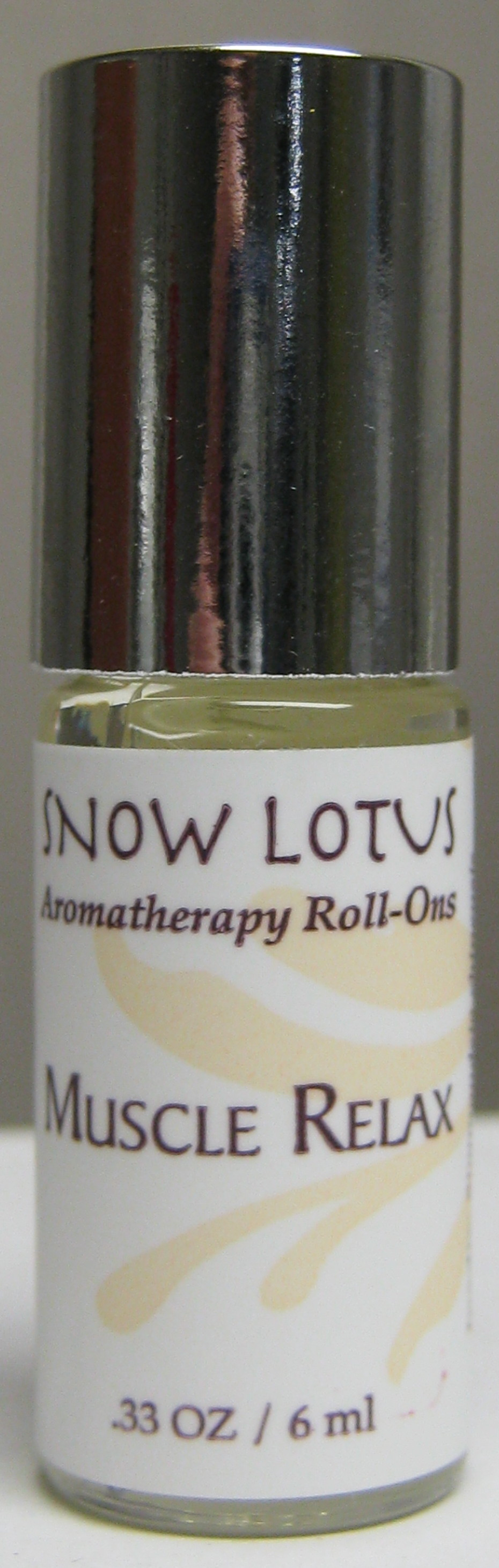 Muscle Relax  Aromatherapy Roll-On