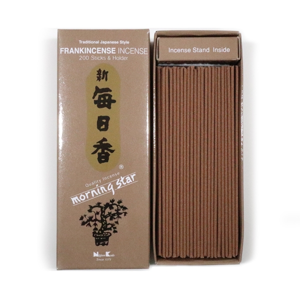 Morning Star Frankincense Incense
