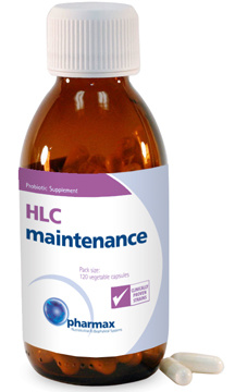 HLC Maintenance, 60 capsules