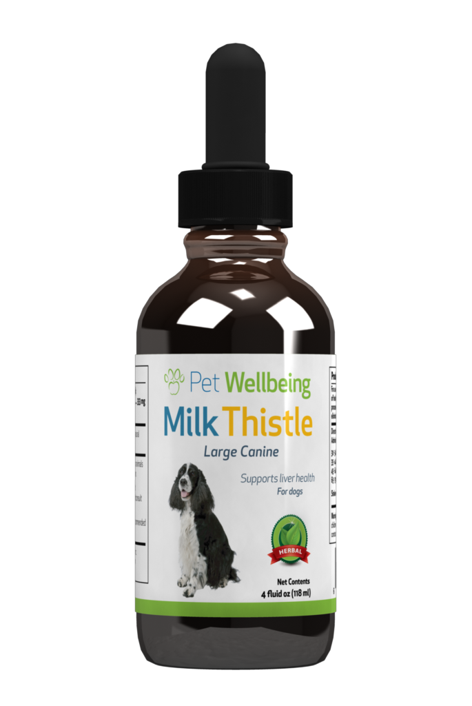 Milk Thistle, 4oz, for Dogs & Cats