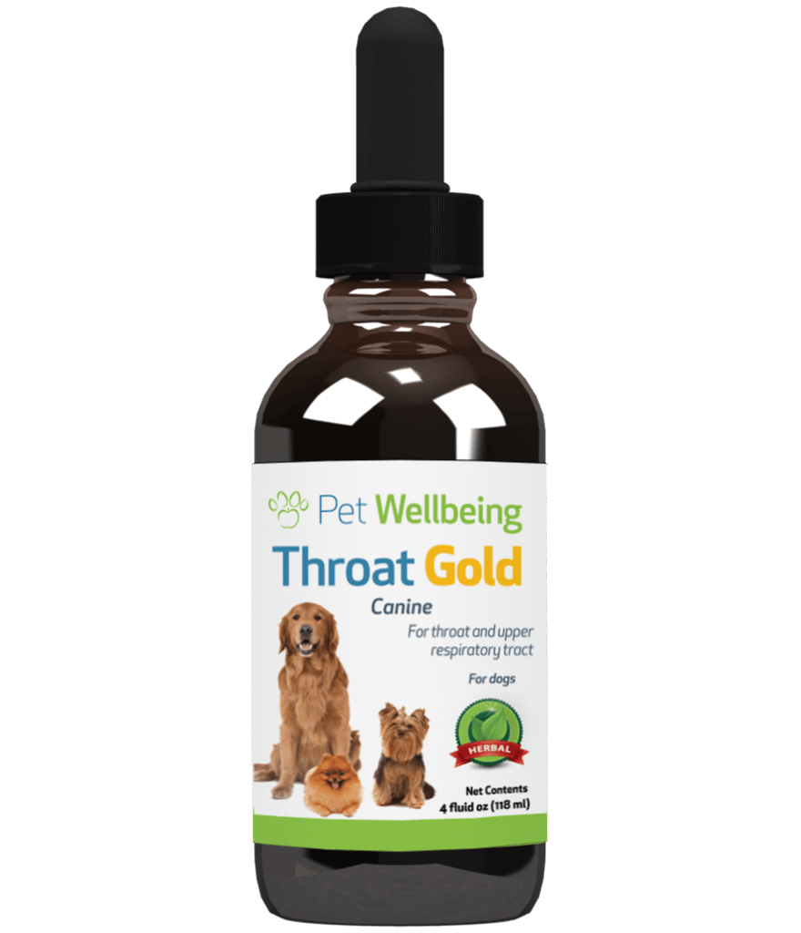 Throat Gold, 4oz, for Dogs